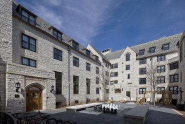 Northwestern University – Willard Hall