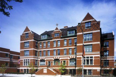 Deborah's Place and Rebecca Johnson Apartments