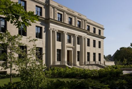 Northwestern University – Harris Hall
