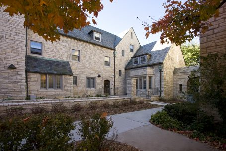 Northwestern University – Rogers House