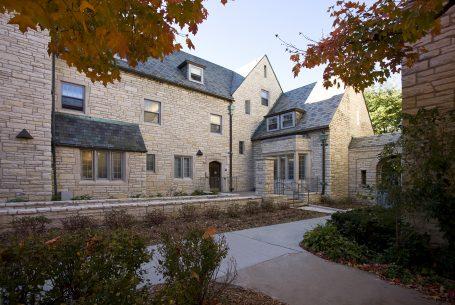 Northwestern University – Rogers House