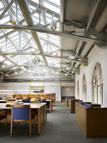 University of Chicago – Ida Noyes Study Renovation
