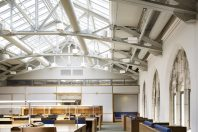University of Chicago – Ida Noyes Study Renovation