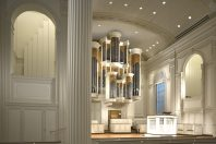 Winnetka Congregational Church Sanctuary Improvements