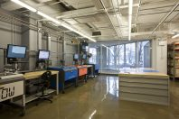SAIC Laser Lab