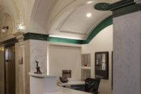 School of the Art Institute – Guard Desk